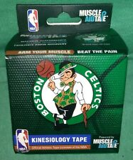 Muscle Aid Tape - NEW - Kinesiology tape - Boston Celtics