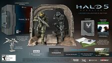 Halo 5 Guardians, Limited Collectors Edition, Xbox One, Master Chief personaje, nuevo & OVP
