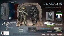 Halo 5 Guardians, Limited Collectors Edition, Xbox One, Master Chief personaje, nuevo & OVP