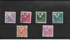 SWEDEN - 1939 Definitives Range in used condition