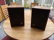 Wharfedale Denton Speakers