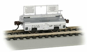 Bachmann-Scale Test Weight Car - Ready to Run -- Union Pacific 903145 (silver) -