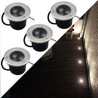 LED Terrassenstrahler LED Bodeneinbaustrahler LED Fassadenbeleuchtung GU10 230V