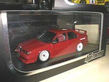 HPI RACING 8129 - Alfa Romeo 155 TS Silverstone red - 1:43 Made in China