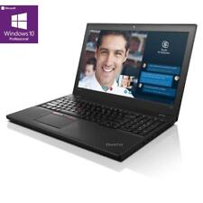Lenovo ThinkPad T560 Touch ,Intel Core i5 2x2.40 GHz,15.6 pulgadas,16GB,512GB S