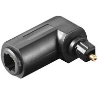 90 Grad Opto optical optische Winkelstecker Winkeladapter Adapter abgewinkelt