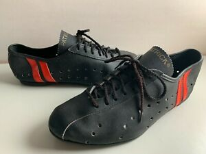 CHAUSSURES VINTAGE CYCLISME PATRICK // TAILLE 8