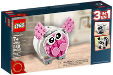 LEGO Exklusiv - 40251 Mini Piggy Bank / Sparschwein 3in1 -  Neu & OVP