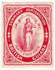 British Guiana Victoria Era (1840-1901) Stamps