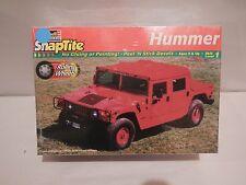 Revell Snaptite Hummer Rolling Wheels 1:25 Sealed
