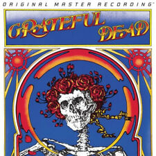 Grateful Dead - Skull And Roses - Mobile Fidelity - MFSL 2-367 Audiophile LP