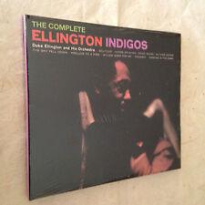 DUKE ELLINGTON CD THE COMPLETE ELLINGTON INDIGOS JAZZBEAT 527 2008 JAZZ