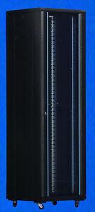 Server Rack 22U ( 1.2 Mt H ) server   - 600 W x 1000 D Glass Door Rack cabinet