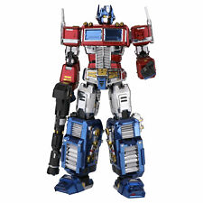 DIY Optimus Prime Transformers G1 Assembled Model 3D Stainless Steel Puzzle Kid