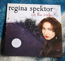 "REGINA SPEKTOR ON THE RADIO / 20 YEARS OF SNOW 2006 UK 7""  SIRE W718X"