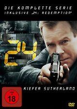 24 - Die komplette Serie (inkl. 24: Redemption) # 49-DVD-BOX-NEU