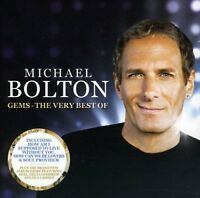 Michael Bolton - Gems - The Very Best Of [CD]