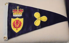 Scottish Scotland Marina Regatta Boat Race Yacht Club Pennant Flag Burgee Royal