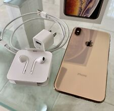 Apple iPhone XS Max - 256GB - Gold (Unlocked) A1921 (CDMA + GSM)