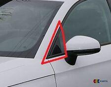 NUOVE Originali AUDI A1 11-17 sportello anteriore rifinitura ad angolo copertura Nero Lucido Sinistro N/S