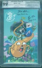 Adventure Time 1 Con Ed Variant PGX 3XSS 9.9 Lamb North Paroline up CGC 9.8