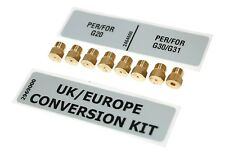 LPG Conversion Kit For Belling Dual Fuel Cooker FSDF60DO
