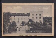 Cartolina Fontana di Rubiera Molino a Cilindri ANIMATA HC191