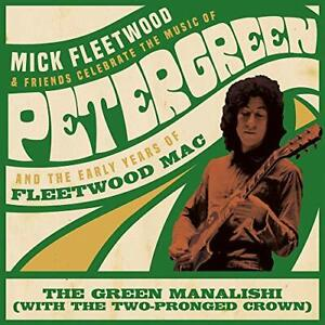 Lp-Mick Fleetwood Mac-Green Manalishi VINYL NEU