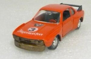 "Schuco Modell 306875, BMW 3.0 CSL Coupé #3 ""Jägermeister"", RAR, 1/66, NEU&OVP"