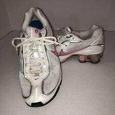 NIKE SHOX Zoom Experience + 2 Running Cross Training Shoes Womens 7.5 Shocks