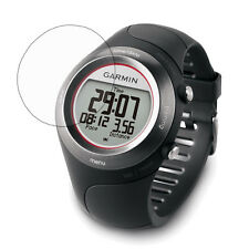 3* Clear LCD Screen Protector Cover Shield Skin Film for Garmin Forerunner 410