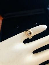 Vintage Cony High School Peterson 10K Gold Class Ring Size 8 3g