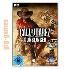 Call of Juarez: Gunslinger PC spiel Steam Download Link DE/EU/USA Key Code