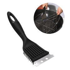 Stainless Steel BBQ Grill Cleaning Brush Outdoor Home Accessories Tool Wire