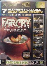 Xbox Game Disc October 2005