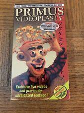 Primus Videoplasty VHS