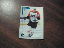 Eric Lindros Flyers 1998 SP Authentic NHL Hockey card #61