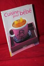 Prunelle CUISINE POUR BÉBÉ 30 idées recettes pour varier les repas de bébé