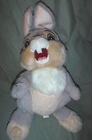 "Disney Bambi Thumper Rabbit Bunny 18""  Plush Soft Toy Stuffed Animal"