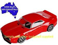 1:10 RC Clear Lexan Body '68 Chevy Camaro 200mm