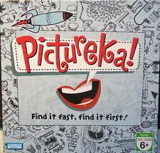 PICTUREKA!  FIND IT FAST, FIND IT FIRST! GAME FROM PARKER BROTHERS