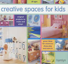 Creative Spaces for Kids, Floodgate, Lauren, Very Good Book