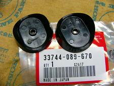 Honda CB 750 cuatro k0 k1 goma para páginas emisor set base, Front reflex set