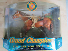 Grand Champions First Edition Quarter Horse Stallion Collector Edition 1997 Misb