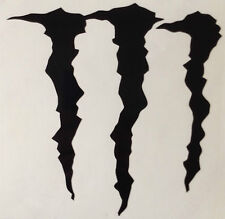 Monster Claw Sticker Any Colour New Vinyl Decal 140mm Outdoor Cars Walls Windows