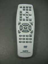 Genuine Sanyo DVD Video Remote Control RB-SL40