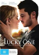 The Lucky One - Zac Efron (DVD, 2012) NEW