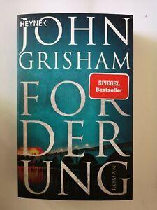 John Grisham- Forderung