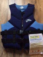Wet Tech Adult Life Jacket Size 14