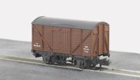 Peco NR-43B N Gauge BR Brown Box Van